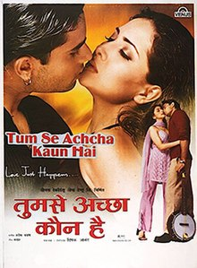 Hit movie Tum Se Achcha Kaun Hai by Nadeem on songs download at Pagalworld