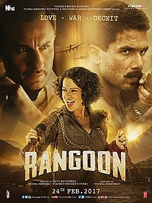Download Songs Rangoon (2017 Hindi film) Movie by Sajid Nadiadwala on Pagalworld