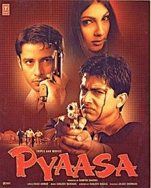 Movie Pyaasa  by Udit Narayan on songs download at Pagalworld