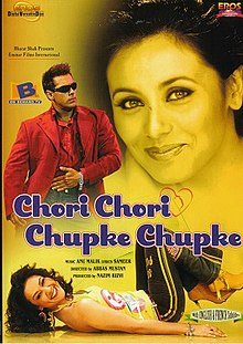 Latest Movie Chori Chori Chupke Chupke by Salman Khan songs download at Pagalworld