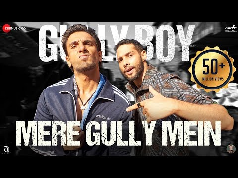 Download Mere Gully Mein Mp3 Song for free from pagalworld,Mere Gully Mein - Gully Boy song download HD.