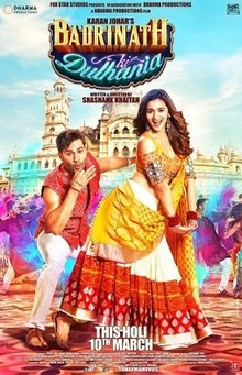 Hit movie Badrinath Ki Dulhania by Alia Bhatt songs download on Pagalworld