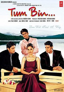 Movie Tum Bin by Sonu Nigam on songs download at Pagalworld