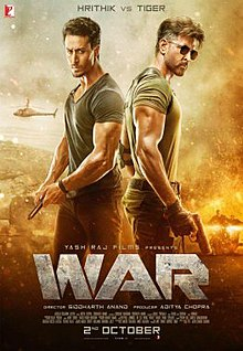 Download Songs War  Movie by Yash Raj Films on Pagalworld