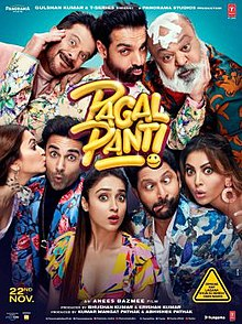 Download Songs Pagalpanti  Movie by T-series on Pagalworld