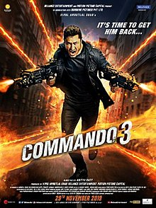 Download Songs Commando 3  Movie by Reliance Entertainment on Pagalworld