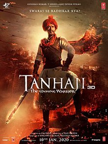 Download Songs Tanhaji Movie by Bhushan Kumar on Pagalworld