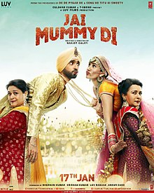Download Songs Jai Mummy Di Movie by T-series on Pagalworld