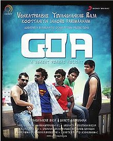 Download Songs Goa  Movie by Productions on Pagalworld