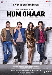 Download Songs Hum Chaar Movie by Productions on Pagalworld