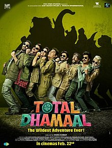 Download Songs Total Dhamaal Movie by Fox Star Studios on Pagalworld