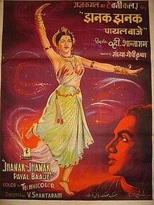 Movie Jhanak Jhanak Payal Baaje by Lata Mangeshkar on songs download at Pagalworld