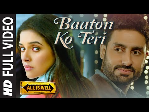 Baaton Ko Teri All Is Well Mp3 Song Download On Pagalworld Free