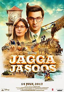 Hit movie Jagga Jasoos by Katrina Kaif songs download on Pagalworld