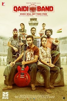 Download Songs Qaidi Band Movie by Yash Raj Films on Pagalworld