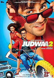Download Songs Judwaa 2 Movie by Sajid Nadiadwala on Pagalworld