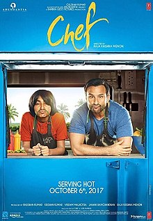 Download Songs Chef  Movie by T-series on Pagalworld