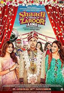 Download Songs Shaadi Mein Zaroor Aana Movie by Productions on Pagalworld