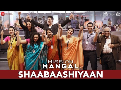 Download Shaabaashiyaan Mp3 Song for free from pagalworld,Shaabaashiyaan - Mission Mangal song download HD.