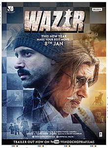 Hit movie Wazir  by John Abraham songs download on Pagalworld