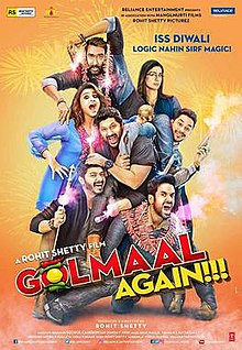 Download Songs Golmaal Again Movie by Rohit Shetty on Pagalworld