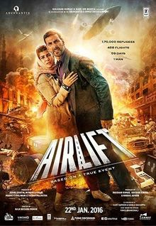 Download Songs Airlift  Movie by Viacom 18 Motion Pictures on Pagalworld