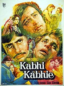 Download Songs Kabhie Kabhie  Movie by Yash Raj Films on Pagalworld