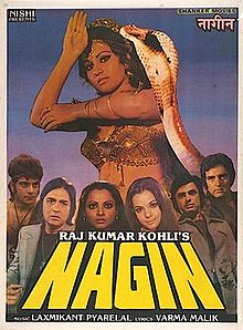 Movie Nagin  by Various Artists on songs download at Pagalworld