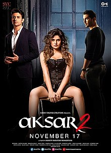 Latest Movie Aksar 2 by S. Sreesanth songs download at Pagalworld