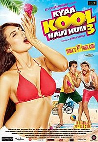 Download Songs Kyaa Kool Hain Hum 3 Movie by Balaji Motion Pictures on Pagalworld