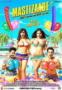 Download Songs Mastizaade Movie by Productions on Pagalworld