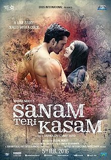 Movie Sanam Teri Kasam  by Neeti Mohan on songs download at Pagalworld
