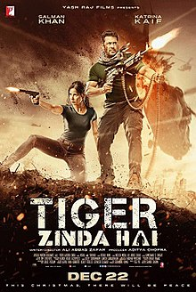 Download Songs Tiger Zinda Hai Movie by Aditya Chopra on Pagalworld