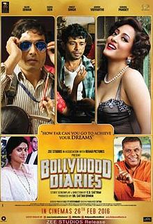 Hit movie Bollywood Diaries by Ashish Vidyarthi songs download on Pagalworld