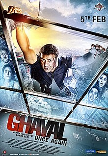 Hit movie Ghayal: Once Again by Sunny Deol songs download on Pagalworld