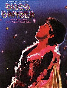 Hit movie Disco Dancer by Bappi Lahiri on songs download at Pagalworld