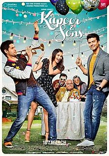 Download Songs Kapoor & Sons Movie by Karan Johar on Pagalworld