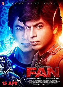 Download Songs Fan  Movie by Yash Raj Films on Pagalworld