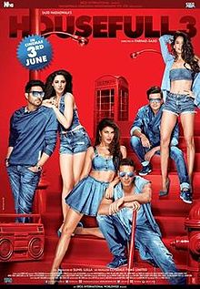 Download Songs Housefull 3 Movie by Nadiadwala Grandson Entertainment on Pagalworld
