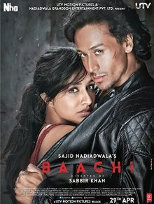 Download Songs Baaghi  Movie by Sajid Nadiadwala on Pagalworld