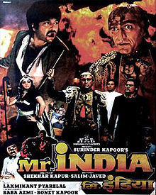 Latest Movie Mr. India  by Annu Kapoor songs download at Pagalworld