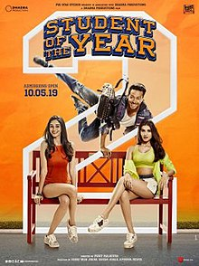 Download Songs Student of the Year 2 Movie by Fox Star Studios on Pagalworld