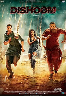 Download Songs Dishoom Movie by Sajid Nadiadwala on Pagalworld