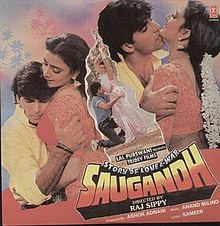 Download Songs Saugandh  Movie by T-series on Pagalworld