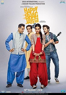 Download Songs Happy Bhag Jayegi Movie by Productions on Pagalworld