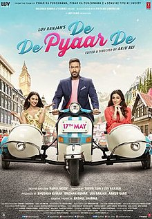 Download Songs De De Pyaar De Movie by T-series on Pagalworld