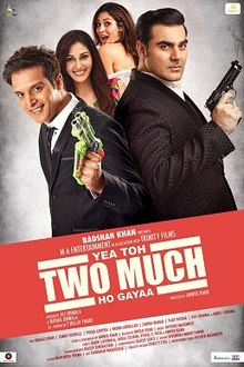 Movie Yea Toh Two Much Ho Gayaa by Nakash Aziz on songs download at Pagalworld