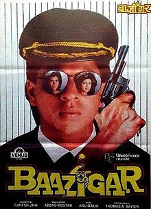 Movie Baazigar by Vinod Rathod on songs download at Pagalworld