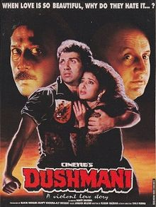 Download Dushmani: A Violent Love Story Movie Mp3 Songs for free from pagalworld,Dushmani: A Violent Love Story - Dushmani: A Violent Love Story songs download HD.