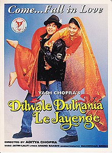 Download Songs Dilwale Dulhania Le Jayenge Movie by Yash Raj Films on Pagalworld